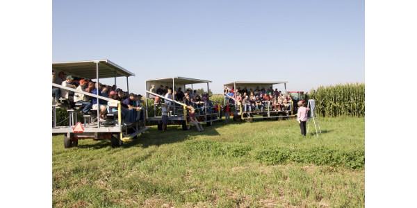 Agronomy/Soils Field Day held