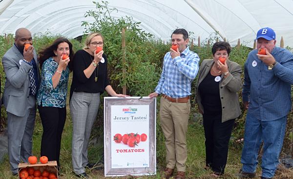 NJDA honors farmers during Farm to School Week