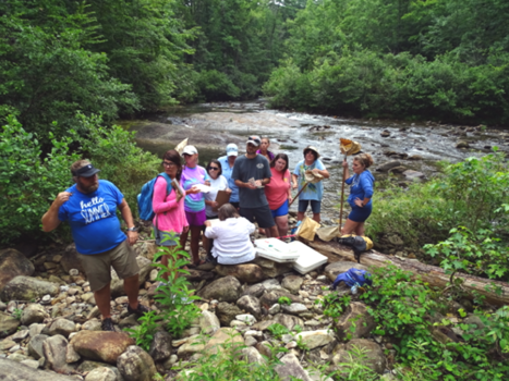 Environmental education takes center stage during Duke Energy, Clemson summer course