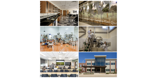 College of ACES new facilities open house