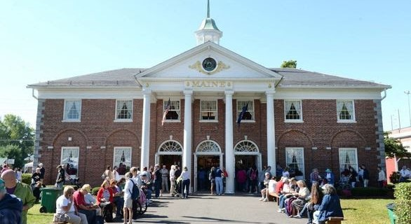Maine Day at the Big E is Sept. 15