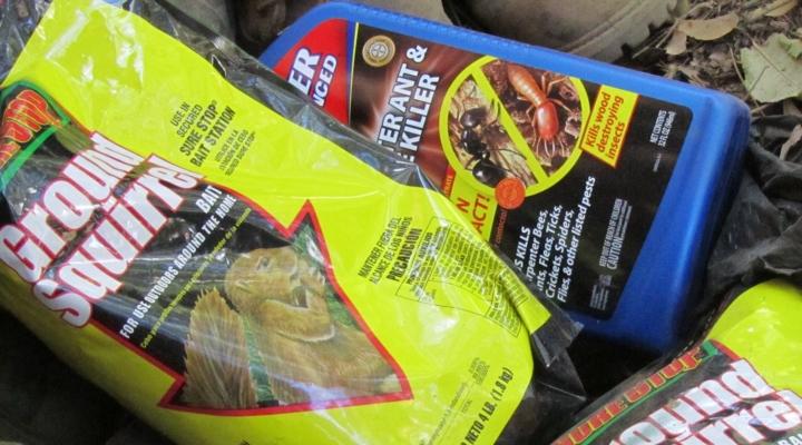 Unwanted Pesticide Disposal Program, Oct. 30th