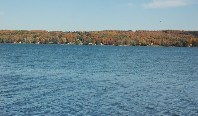 Protecting the water quality of Chautauqua Lake