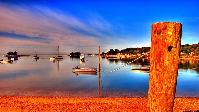 Monitoring coastline to ensure safety of Connecticut shellfish