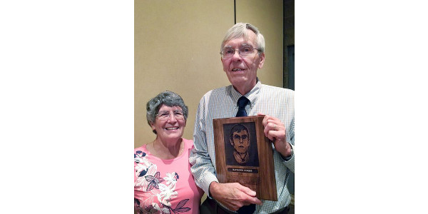 Ray Guries inducted into Forestry Hall of Fame
