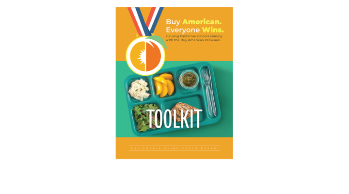 "Peach farmers announce ""Buy American"" toolkit"