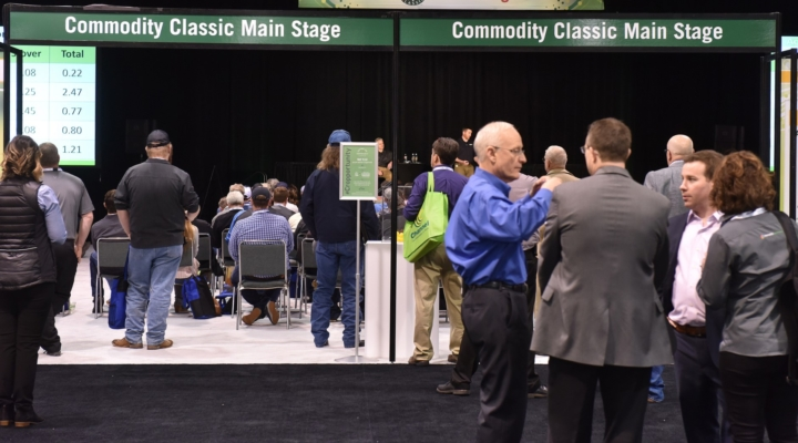 Commodity Classic sets Main Stage line-up for 2019