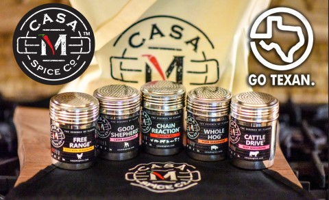 Casa M Spice Co joins GO TEXAN coalition
