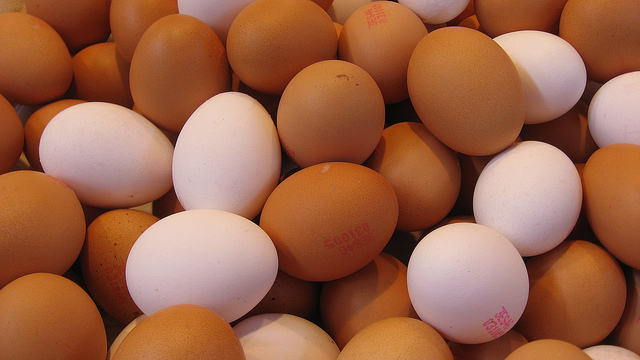 Californians weigh cage-free hens by 2022