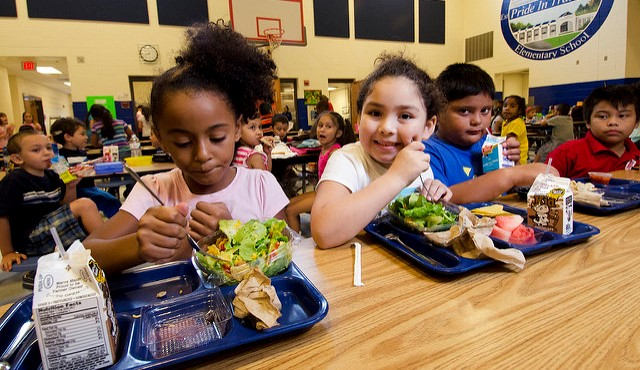 Schools serve up Florida foods through program
