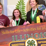To become involved in the 4-H shooting sports program in your county, contact your county U of I Extension office or visit 4-H.illinois.edu for more information. (Courtesy of University of Illinois Extension)