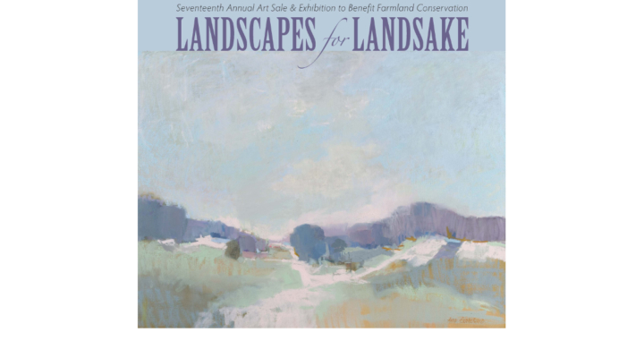 Landscapes for Landsake opens this weekend