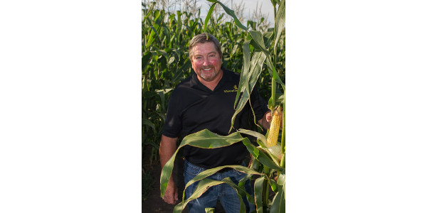 Harrisonville farmer Mike Moreland took the reins as Missouri Corn Merchandising Council Chairman effective Oct. 1. Moreland represents corn growers from District 4 in west-central Missouri. (Courtesy of Missouri Corn)