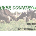 Management tools for dealing with variable weather will be the focus of a Graze River Country pasture walk hosted by River Country RC&D Grazing Educator Kevin Mahalko and his family on their Gilman farm Thurs, Oct. 11. (Screenshot from flyer)