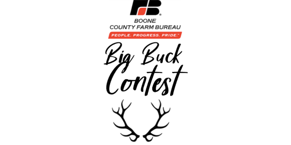 Farm Bureau conducts Big Buck Contest