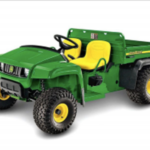 The grand prize is a John Deere TS Gator with a $7,000 value. (Screenshot from flyer)