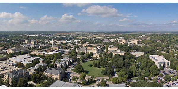 Kansas State University >> Topcon Establishes Research Campus At Ksu Morning Ag Clips
