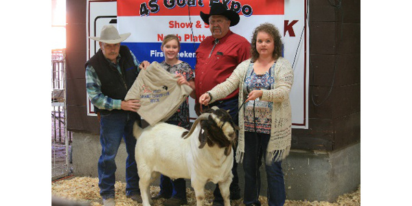 4S Goat Expo October 13th and 14th