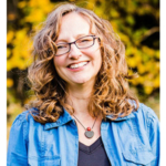 Lucie Amundsen, writer, marketer and co-owner of Locally Laid Egg Company, will present in the webinar. (Courtesy of ISU Extension)