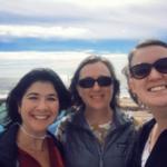 From left to right: Rhonda Struminger, Jill Zarestky, Rachel Short. (Courtesy of CSU)