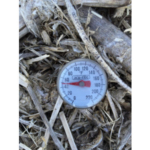 Soil temperature can greatly impact the efficiency of fall nitrogen applications. (Photo courtesy of Nebraska Extension)