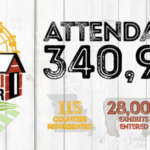 Final numbers for the 11-day event confirm that 340,957 people attended this year's Fair. (Courtesy of Missouri State Fair )