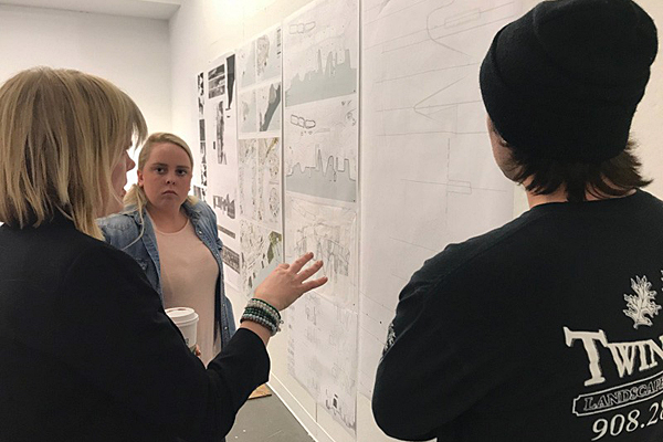 UD Landscape Architecture teams up with Penn