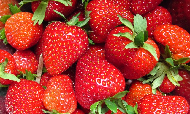 Farm supervisor charged in strawberry tampering