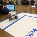 Weaver Elementary Robotics Club benefits from relationship with University of Missouri Extension. (Courtesy of University of Missouri Extension)