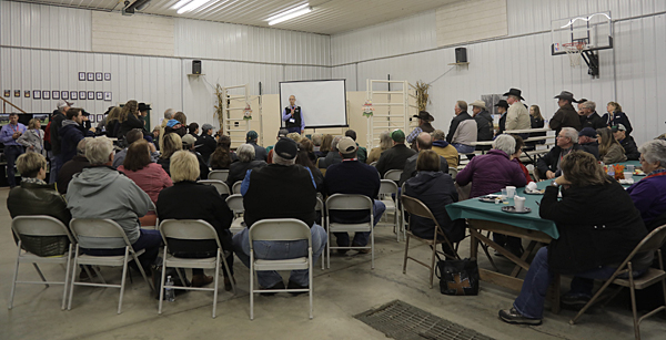 Tour showcases Angus in the Buckeye State