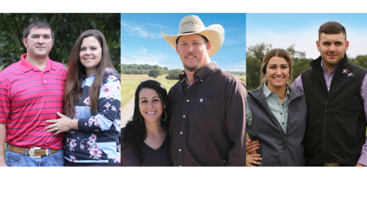 TFB names outstanding young farmers, ranchers