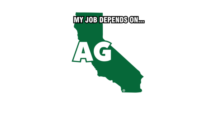 The importance of California agriculture