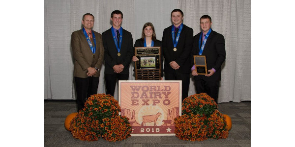 Green County 4-H'ers punch their ticket to Europe