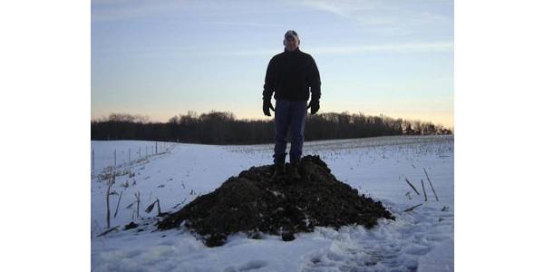 Developing a horse manure management plan