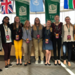 The Minnesota students who attended the World Food Prize. (Courtesy of University of Minnesota)