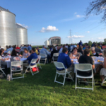 Wayne Co. event. (Courtesy of Indiana Farm Bureau)