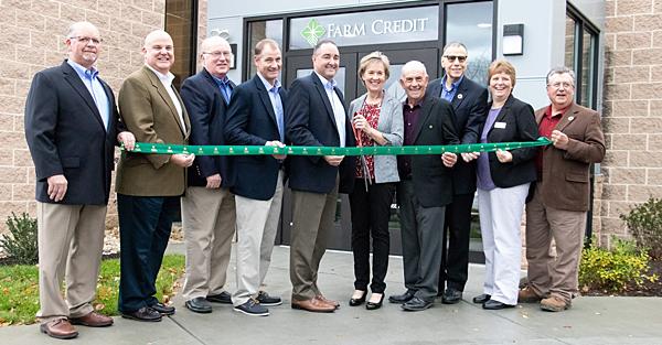 Farm Credit celebrates new office in Mount Joy