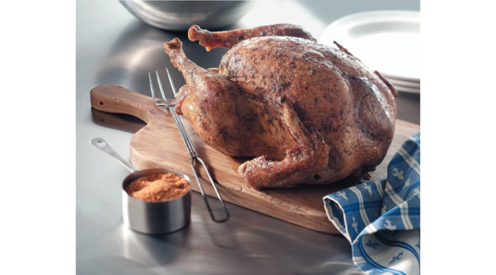 Thanksgiving dinner cost down for 3rd straight year