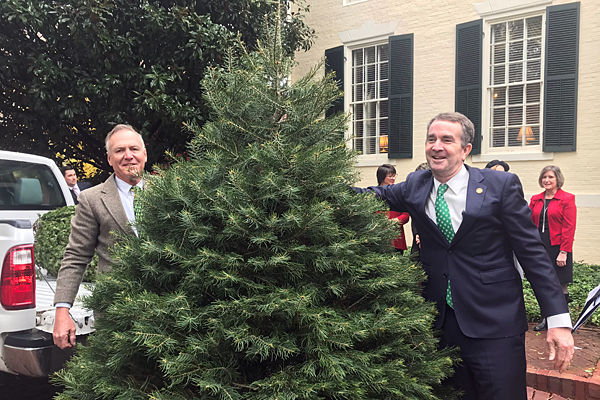 Celebrate the holidays with a Virginia Grown tree