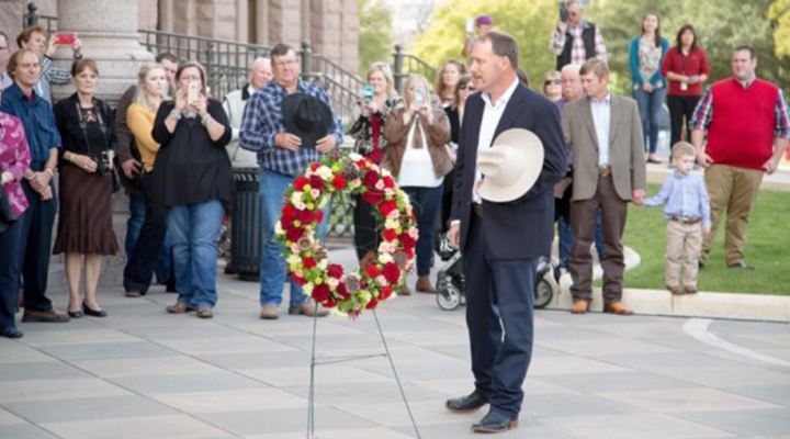Texas Agriculture Memorial Day honors sacrifices