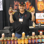 To be an exhibitor at the 2018 FEAST! Local Foods Marketplace is a unique opportunity to meet with buyers, network with peers and get your product into the hands of the general public. (Courtesy of FEAST!)
