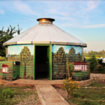 Iowa State University students will build a Sukup Safe T Home® on central campus on Nov. 5 from 2-5 p.m. The build will kickoff Agricultural Entrepreneurship Week Nov. 5-9, which is organized by the Iowa State University Agricultural Entrepreneurship Initiative. (Courtesy of ISU)