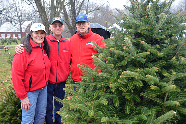 Fisher kicks off Christmas tree season in New Jersey | Morning Ag Clips