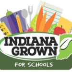 The state'sIndiana Grownprogram is teaming up with three organizations to provide Indiana school corporations greater access to local foods. (Courtesy of Indiana State Department of Agriculture)