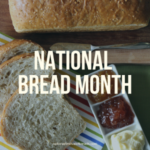If you're feeling creative, why not develop a recipe during National Bread Month and turn that dough into cold, hard cash? Entries are being accepted until January 1, 2019 for the National Festival of Breads. (Courtesy of Kansas Wheat)