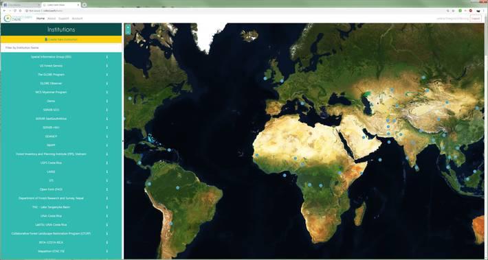 NASA, FAO launch next-generation geospatial tool