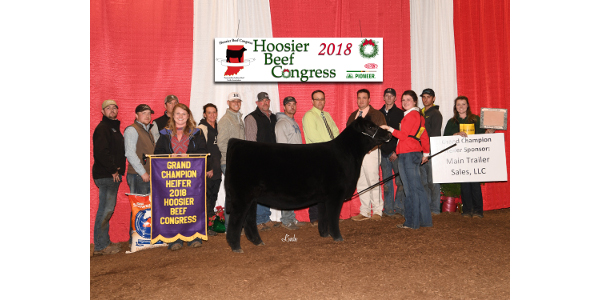 32nd Hoosier Beef Congress in the history books