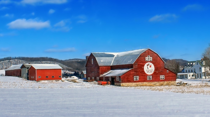 Tax exemption on farm buildings extended