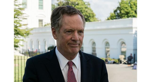 Top U.S. trade official takes aim at Peru