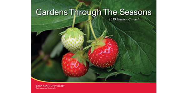 2019 Isu Garden Calendar Available Morning Ag Clips
